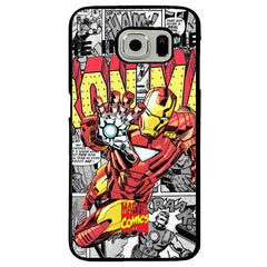 Iron Man TPU+PC Case For Samsung Galaxy S8