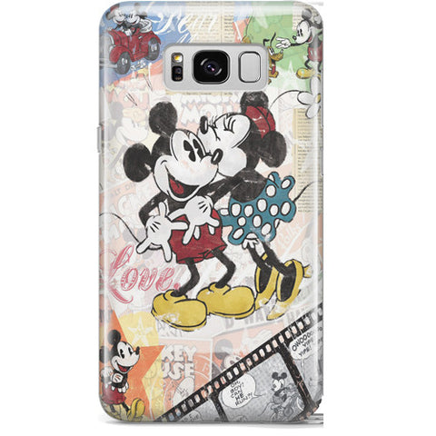 Disney's Mickey & Minnie for Samsung Galaxy S8