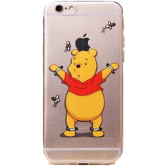 "Apple iPhone 6 Winnie the Pooh clear case iPhone 6 (4.7"")"