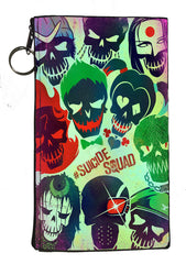 Suicide Squad (The Movie) Zipper Pouch 8inch x 4inch