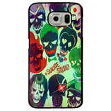 Suicide Squad Movie Poster TPU+PC Case For Samsung Galaxy S6Suicide Squad Movie Poster TPU+PC Case For Samsung Galaxy S7
