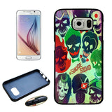 Suicide Squad Movie Poster TPU+PC Case For Samsung Galaxy S7