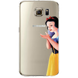 Disney's Snow White Jelly Clear Case for Samsung Galaxy S6