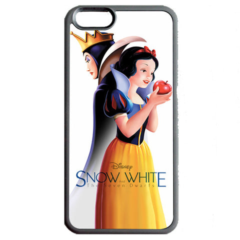 Disney Snow White for Iphone 6/6s PLUS (5.5-inch) TPU Bumper Case