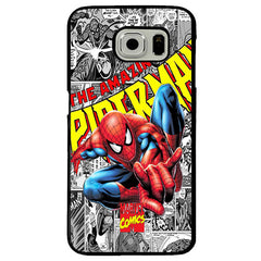 Spider-Man TPU+PC Case For Samsung Galaxy S8
