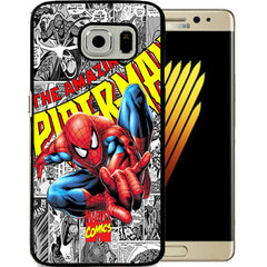 Spider-Man TPU+PC Case For Samsung NOTE 7