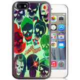 "Suicide Squad Movie Poster TPU+PC Case For Apple iPhone 6/6s (4.7"")"