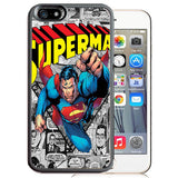 "Superman TPU+PC Case For Apple iPhone 6/6s (4.7"")"