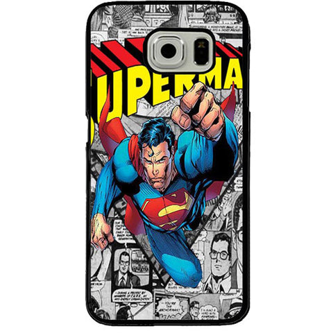 Superman TPU+PC Case For Samsung Galaxy S8