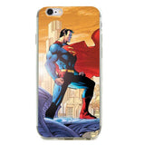 "Superman - Man of Steel TPU Silicone Case for Iphone 6 PLUS (5.5"")"