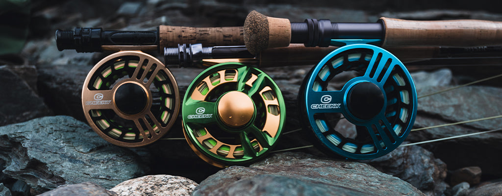 All Fly Reels Collection Image