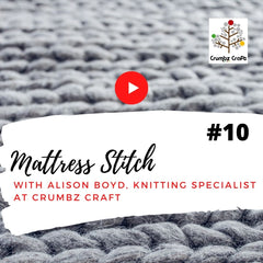 Mattress Stitch explained