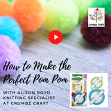 Making the perfect pom pom