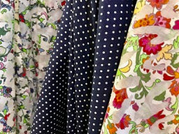 we sell fabrics at crumbz craft healesville yarra valley