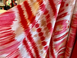 vibrant fabrics at crumbz craft
