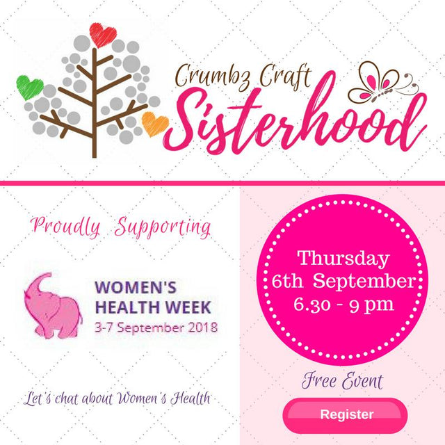 Women's Health Week Event 6th Sep