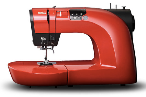 new Toyota sewing machine