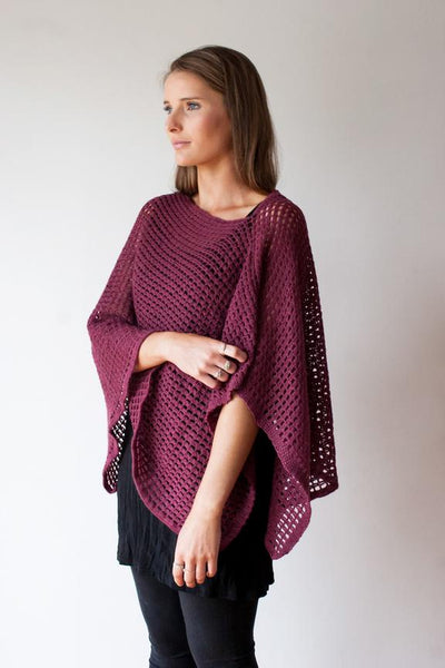 2408 Fusion Poncho (Digital Pattern)