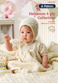 Heirloom 4ply Collection 1283