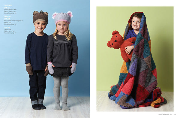 1317 Hand Knits for Modern Kids