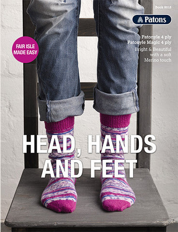 Head Hands and Feet  Leaflet 8018