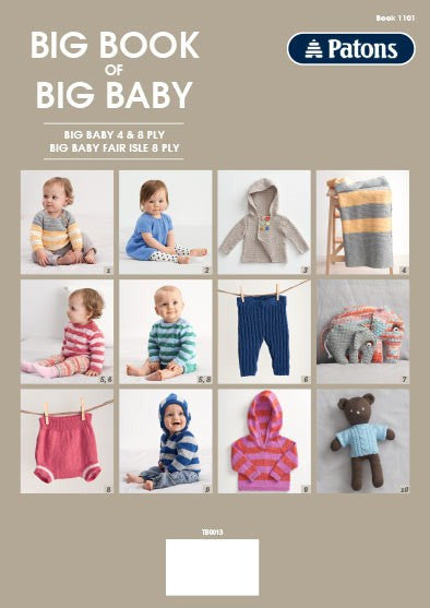 Big Book of Big Baby 1101