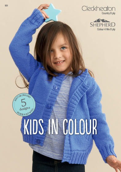 101 Kids in Colour