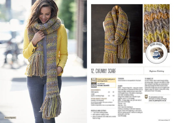 Scarves and Wraps 302