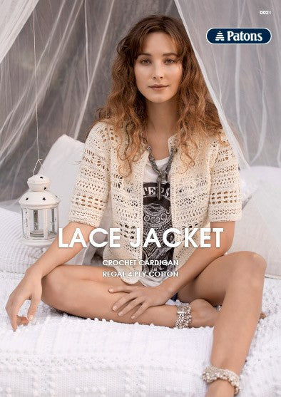 Lace Jacket Leaflet 0021