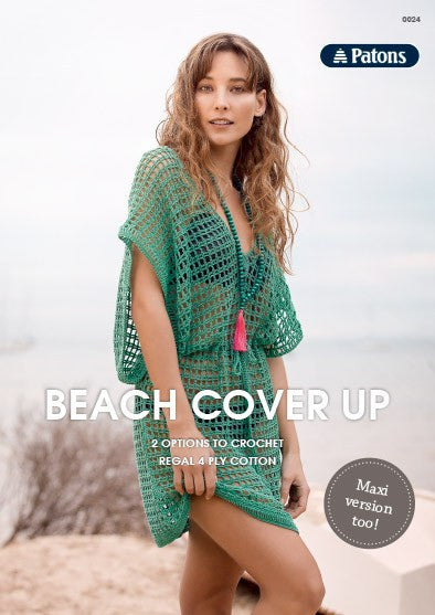 Beach Cover Up Leaflet 0024
