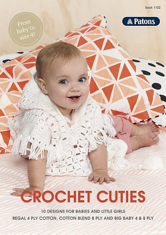 Crochet Cuties 1102