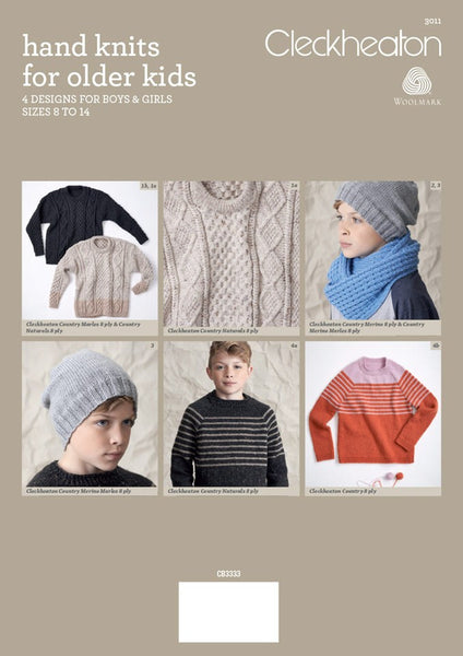 Handknits for Older Kids 3011