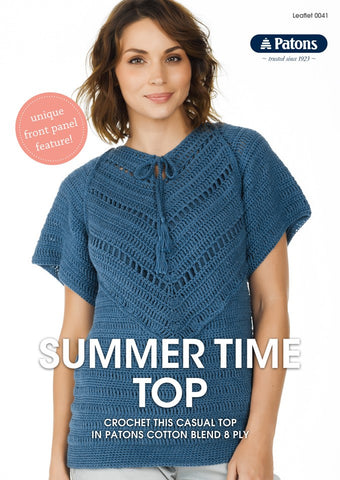0041 Summer Time Top