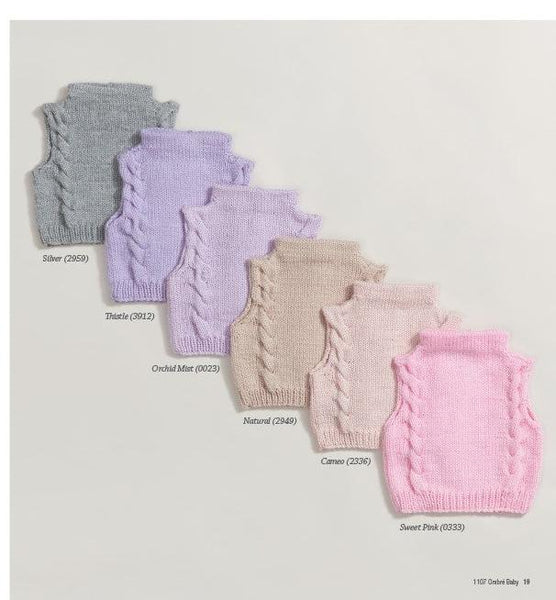 Patons Ombre Baby 1107 (New)