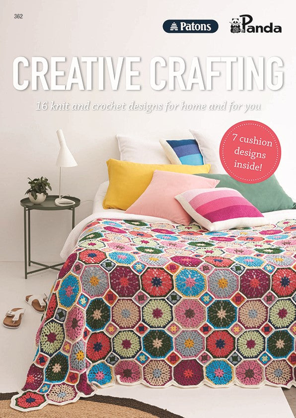 Creative Crafting Pattern Book 362