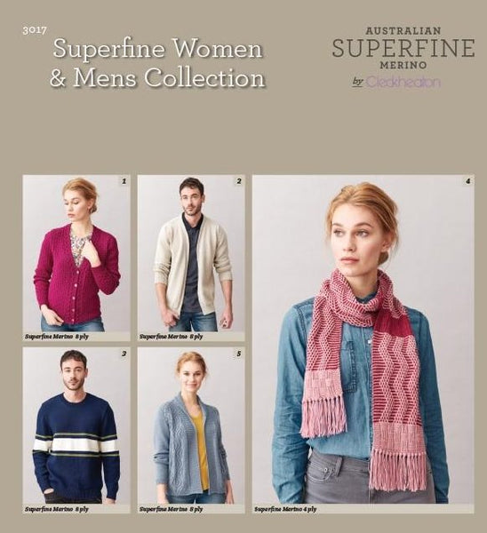 3017 Superfine Women & Mens Collection