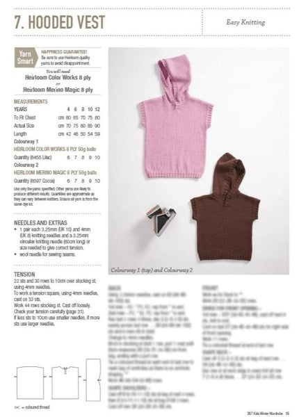 367 Kids Winter Wardrobe
