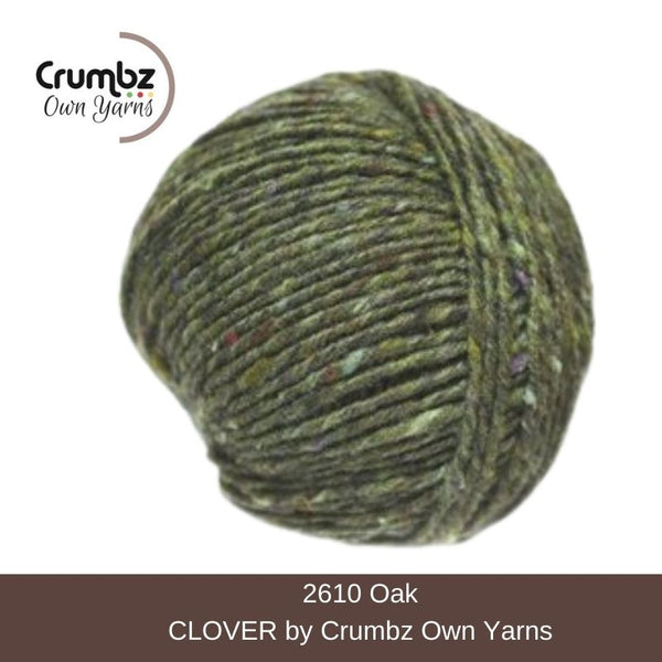 Clover Mohair Tweed 10 ply