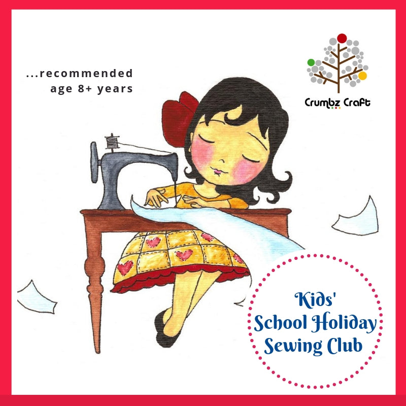 Kids' School Holiday Sewing Club