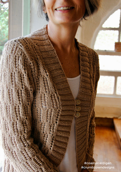COD011 Coastal Cardigan (Digital Pattern)