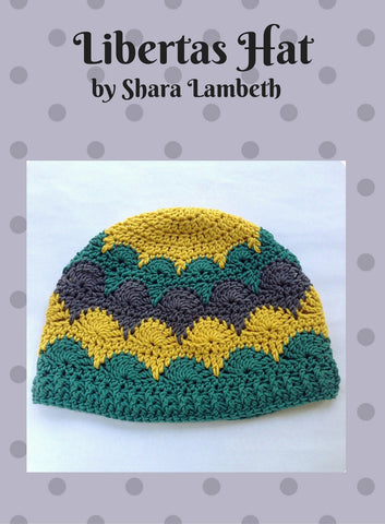1613 Libertas Hat (Digital Pattern)
