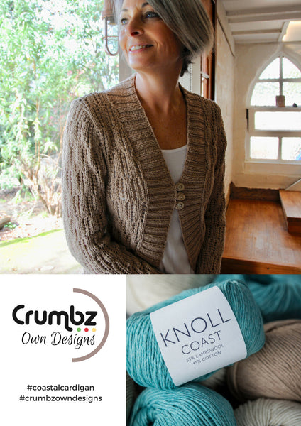 COD011 Coastal Cardigan Kit