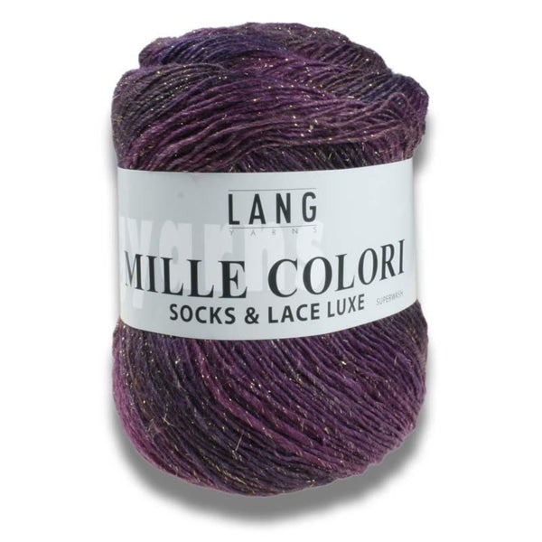 Mille Colori Socks & Lace Luxe 4 ply
