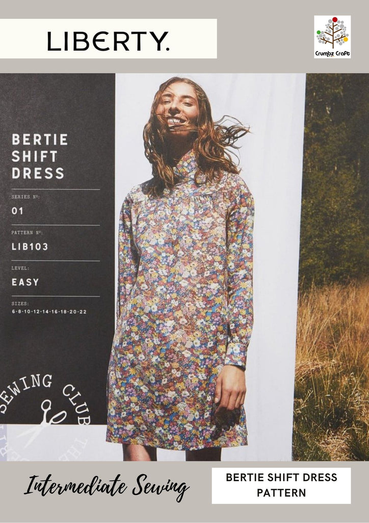 LIB103 Bertie Shift Dress