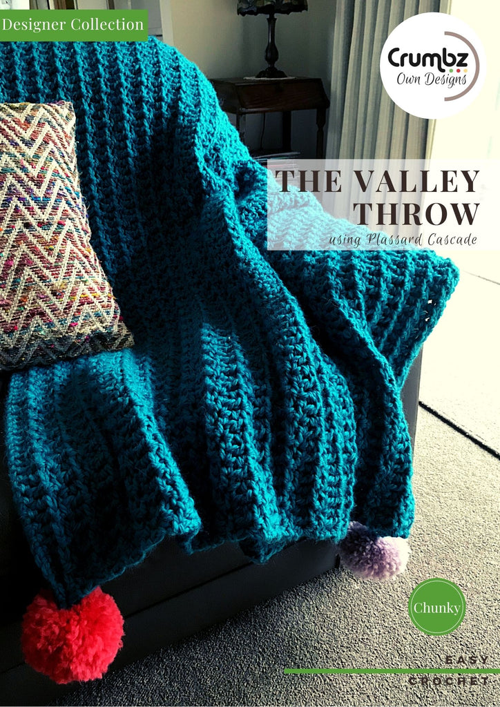 COD021 The Valley Throw using Plassard (Digital Pattern)