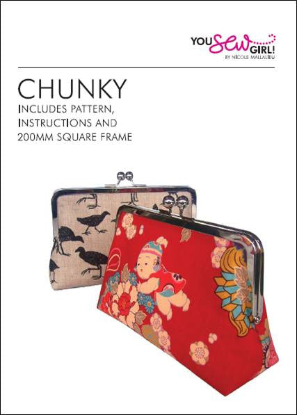 Chunky Purse Kit 200mm