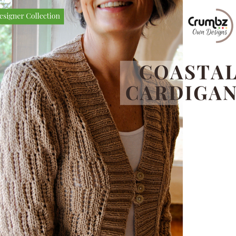 Coastal Cardigan Kit