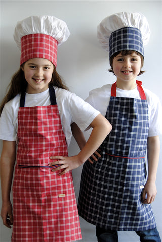 Crumbz Little Chef Apron Set