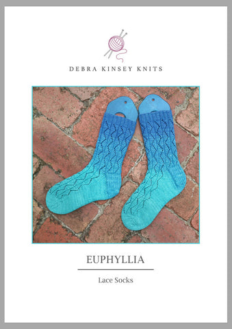 Euphyllia Lace Socks Pattern