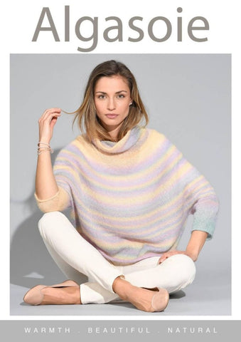 CY045 Feather Sweater Leaflet